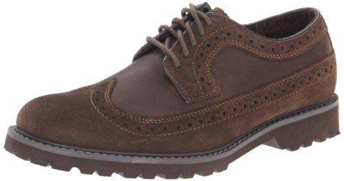 Eastland Herren Richmond, Olives Wildleder, 47 EU