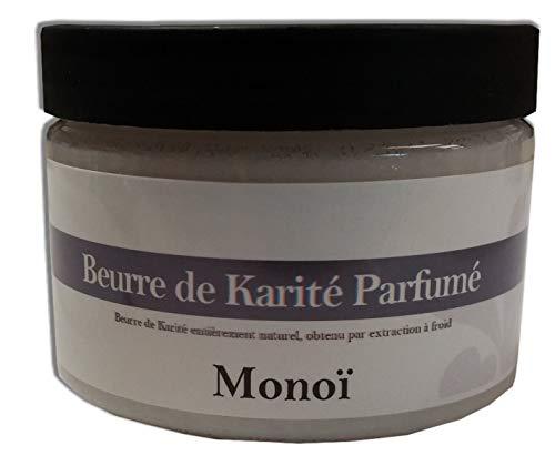 Storepil - Monoï Beurre de karité pot de 150 ml.