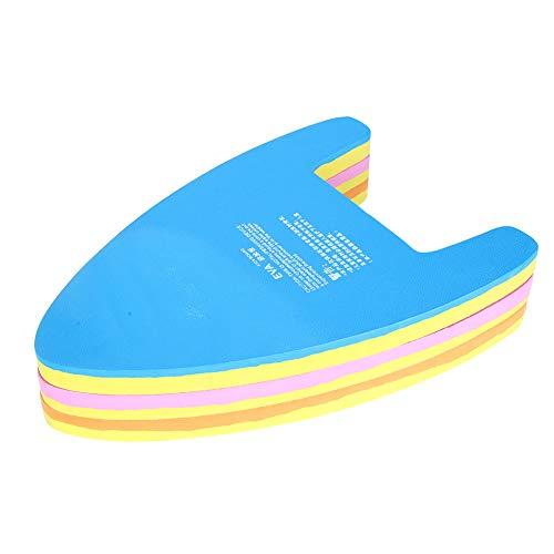 Annjom Kickboard Flotante, Espuma EVA de Forma Exquisita para Nadar con 3 Tablas de natación para Principiantes para Nadar para Nadar(Flotador de Tabla de natación)