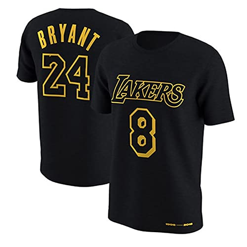 LGLE - Camiseta de baloncesto para hombre, manga corta, informal, para verano, a, medium