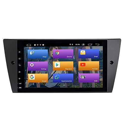 FWZJ para BMW E90 E91 E92 E93 Android 10.0 Car Radio Stereo GPS 9'Car Multimedia Player Car Auto Play/TPMS/OBD/Dab/Mirror Link1