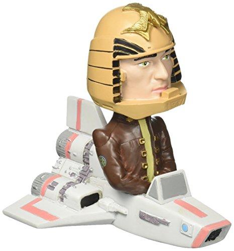 Bif Bang Pow! - Battlestar Galactica Bobble Head Viper with Apollo 14 cm