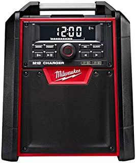 Milwaukee Electric Tool 2792-20 - M18™ Portable Jobsite Radio - 18 V, Includes Auxiliary Input