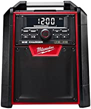 Milwaukee Electric Tool 2792-20 - M18™ Portable Jobsite Radio - 18 V, Includes Auxiliary Input