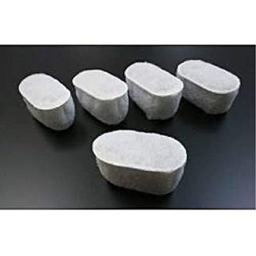 デロンギ コーヒーメーカー用活性炭フィルター(5個入) CM-ACF
