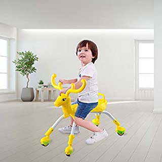 Baby Balance Bike, Ride on Scooter, Mini Bike, Bicycle for Children Riding Toy Baby Walker Push Car Walking Buddy Bike for Baby Kid Toddler Indoor Outdoor Activities 6-48 Months
