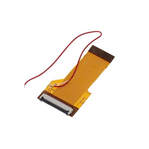 ZOUCY Reemplazo 32Pin 40 Pin para Gameboy Advance Mod LCD Retroiluminación Cable Ribbon para GBA SP Pantalla retroiluminada Mod