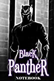 "Black Panther: Wakanda Forever; Notebook Journal 6"" x 9""..."