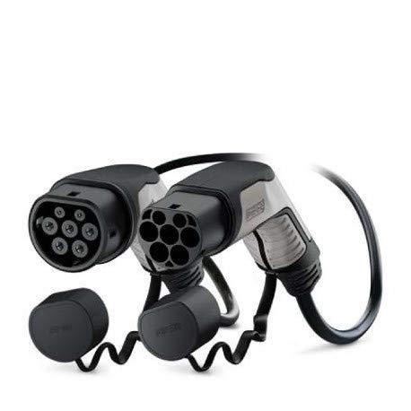 Phoenix Contact Mobile AC Cable de carga EV-T2G3PC #1623508 3AC20A-4,0M2,5ESBK01 Cable de carga E-Mobility 4055626177892