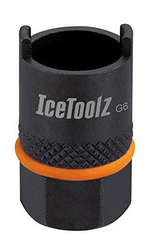 IceToolz Remover Freewheel, Schwarz, M