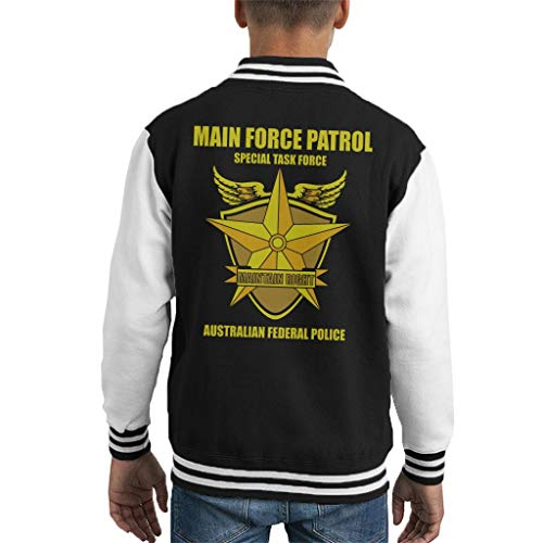 Cloud City 7 Main Force Patrol Mad Max Varsity Jas voor kinderen