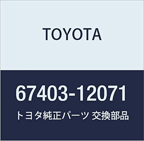 Toyota 67403-12071 online shopping Door Frame Assembly Limited time for free shipping Sub