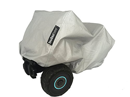 Bububee Extra Small Children's Ride-On Toy Car Cover - UV Rain Snow Waterproof Protection for Electric Power Wheels