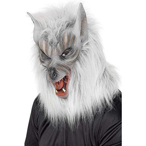 Déguisement - Masque intégral de Loup Garou