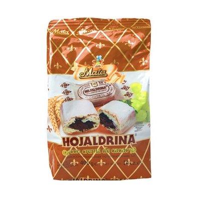 hojaldrina Con Crema De Cacao Mata 400g
