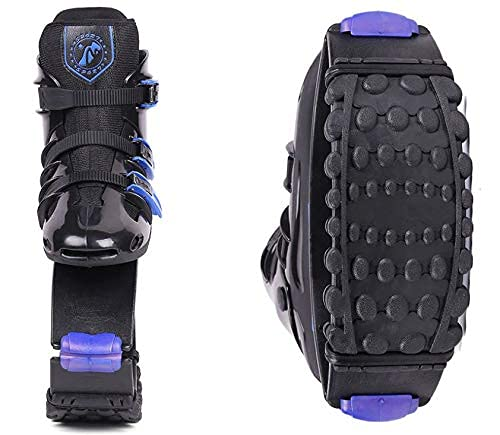 LXTIN Jump Schuhe Känguru Bounce Schuhe  Trainings- und Fitnessschuhe  Trainingssprünge  Frauen & Männer  Erwachsene 100LBS - 250LBS