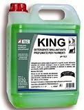 Detergente pavimenti King, Tanica da 5 Litri