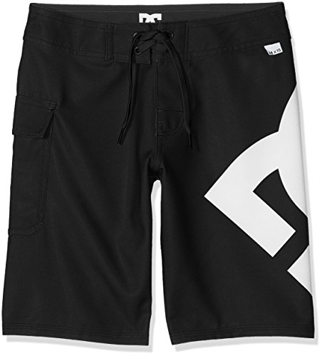 DC Shoes Jungen Lanai 17 Zoll Boardshorts, Black, 25/10