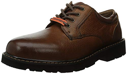 Dockers Men's Shelter, Dark Tan, 10.5 D - Medium