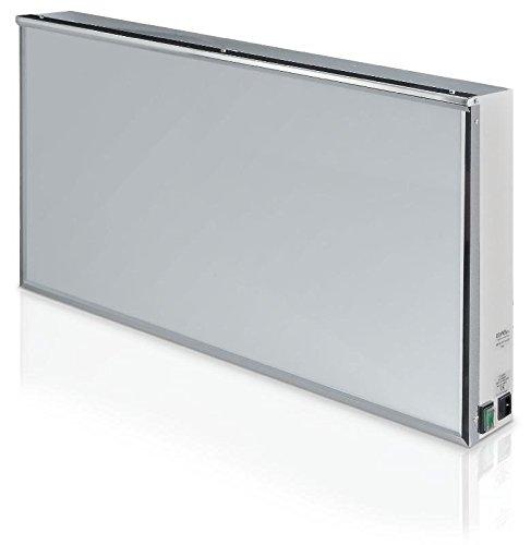 NEGATIVOSCOPIO a Parete 83x46x13 cm da Muro - Infrangibile con supporti in Acciaio Inox