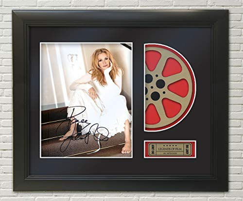Julia Roberts Reproduction Signature Framed Legends Of Film Display M4