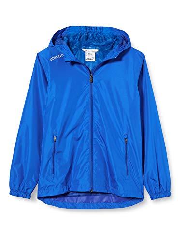 uhlsport Herren Essential Regenjacke Fussball Trainingsbekleidung, Blau/Weiß, L