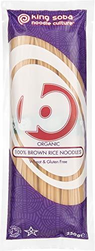King Soba Noodles 100% Riso Integrale - 250 g