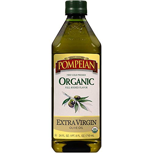 Pompeian Organic Extra Virgin Olive Oil - 24 Ounce