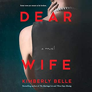 Dear Wife                   By:                                                                                                                                 Kimberly Belle                               Narrated by:                                                                                                                                 Vivienne Leheny,                                                                                        Chris Andrew Ciulla,                                                                                        Pete Simonelli                      Length: 9 hrs and 37 mins     Not rated yet     Overall 0.0