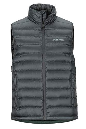 Marmot Men's Zeus Vest, Medium, Slate Grey