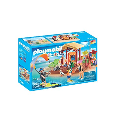 PLAYMOBIL- Family Fun Playset de Figuras, Color carbón (70090)