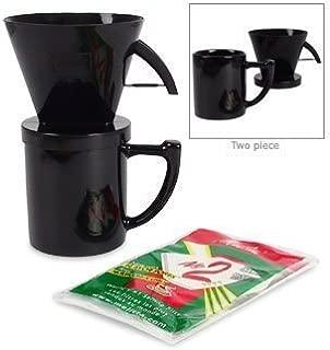 Melitta Black Manual Coffeemaker 1 Cup
