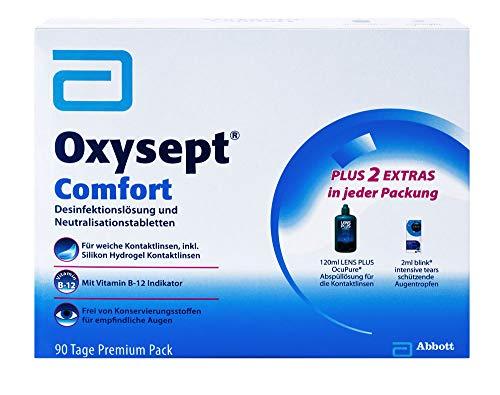 Oxysept Comfort 90 Tage Premium Pack Kombipackung, 1 P - 4