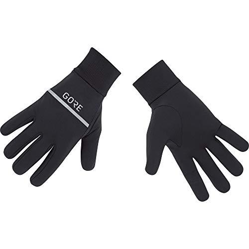 GORE WEAR R3 Unisex Handschuhe, Größe: 8, Farbe: Schwarz