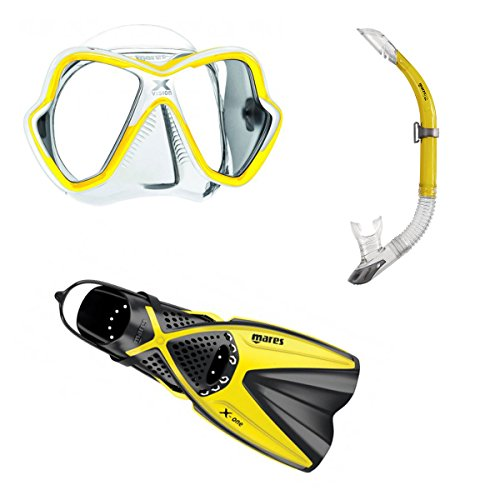Mares X-One + X-Vision + Sailor...