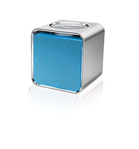 Rapoo A300 Bluetooth Mini NFC Lautsprecher (Freisprechfunktion) blau