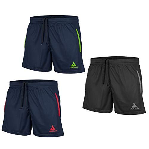 JOOLA Shorts Sprint, schwarz/grau, S