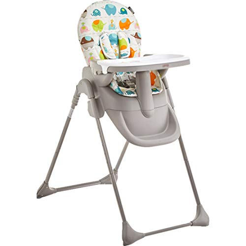 Save %17 Now! JLDNC Highchairs for Babys, High Chair with Removable Tray Dining Booster Seat Comfort...