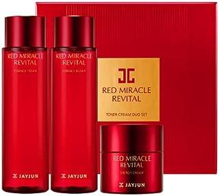JAYJUN Red Miracle Revital Toner Cream Duo Set, 1070 g