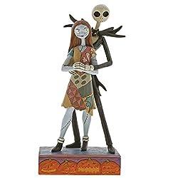 Figurina Disney Designed by Jim Shore Folk Art ispirato, con colori vivaci Ogni figurina è dipinta a mano Scatola regalo di marca