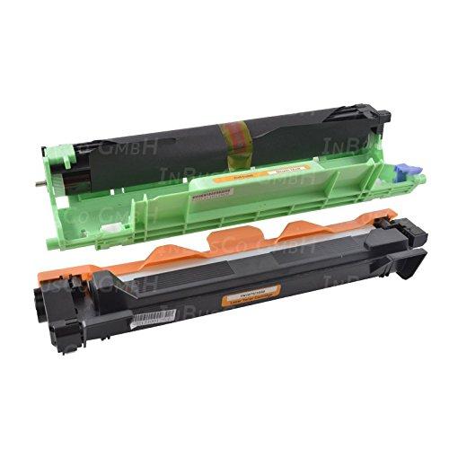 Toner + trommel VKD voor Brother TN + DR 1050 DCP-1510 DCP-1512 DCP-1810 HL-1112 1201 1210 XXL