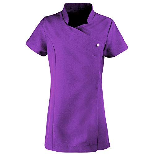Premier - Túnica Modelo Blossom para Mujer (Paquete de 2) (40) (Púrpura)