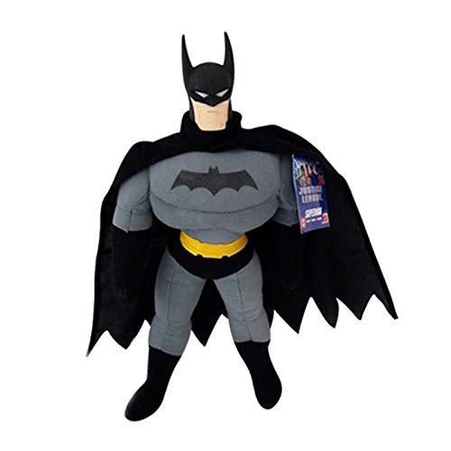 N / A The Avengers Toy Spiderman, Batman Superman Hochwertiges Plüschtier Kinder 28cm