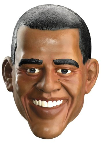 Disguise Obama Mask Standard