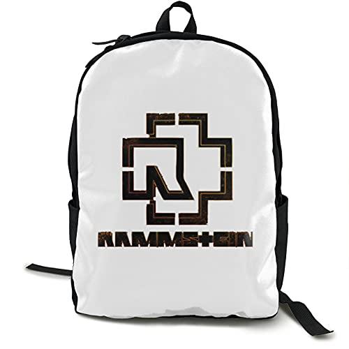 Ram_Mstein Mochila estilo retro clásico Mbackpack hombro sólido mochila escolar para mujeres y niñas