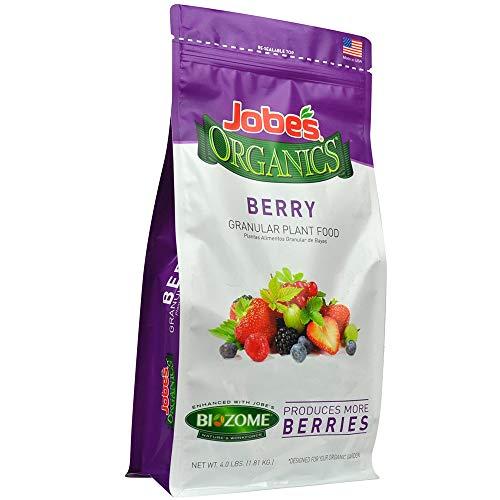 09727 Berry Granular Plant Food by Jobe's Organics