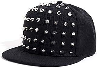 小さくてコンパクト キャップユニセックスパンクハリネズミ帽子パーソナリティJa ..