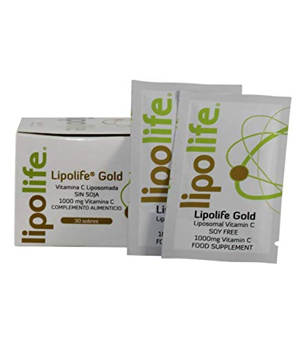 Equisalud Lipolife gold vitamina c 30sbrs. 1 Unidad 250 g