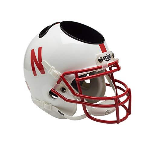 Schutt NCAA Nebraska Cornhuskers Mini Helmet Desk Caddy