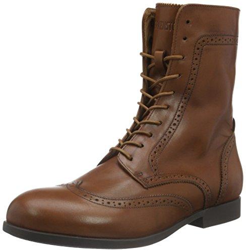 BIRKENSTOCK Shoes Damen Laramie Combat Boots, Braun (Cuoio), 39 EU